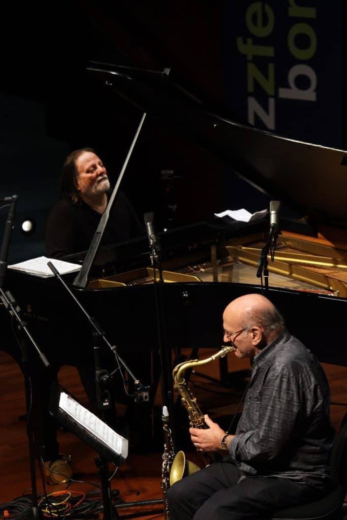 0605 Liebman Beirach (c) Jazzfest Bonn, Walter Schnabel (2)