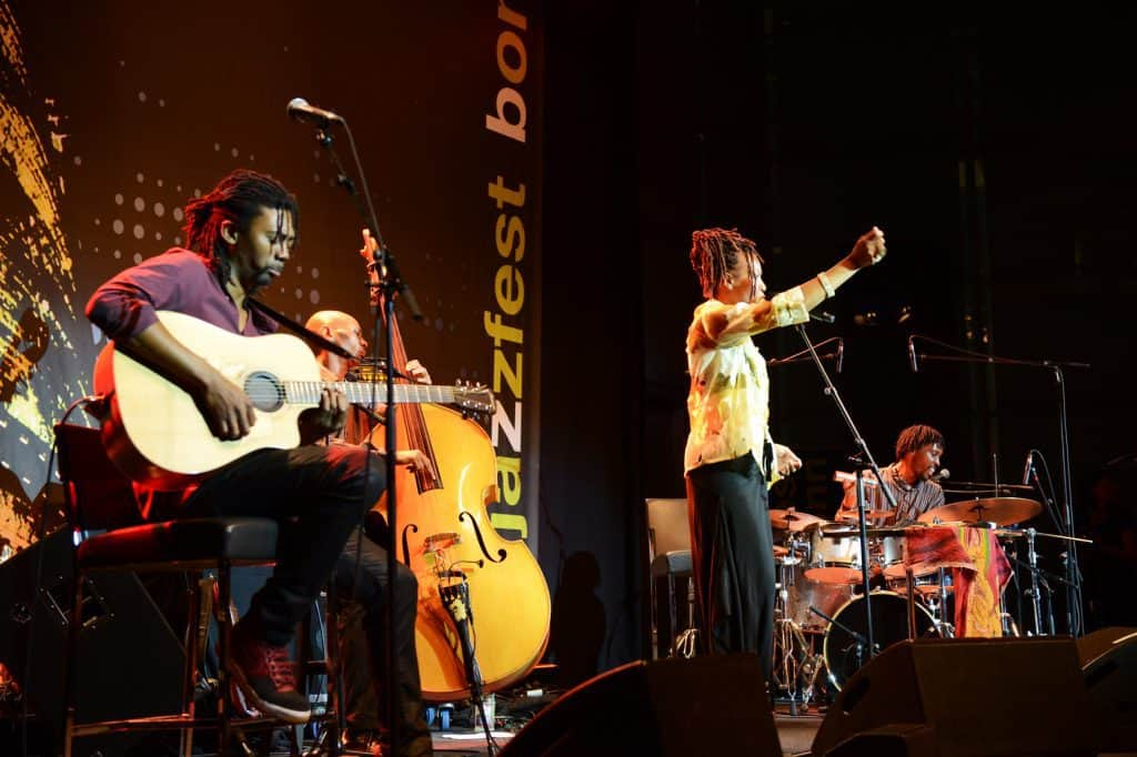 280416 Lisa Simone (c) Jazzfest Bonn, Lutz Voigtländer (2)