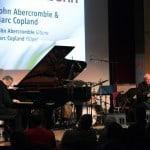 Marc Copland und John Abercrombie