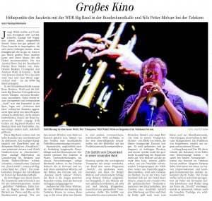 Konzert im Telekom-Forum, 31.05.2014 Nils Petter Molvaer, Trio Elf, Le Bang Bang Jazzfest Bonn