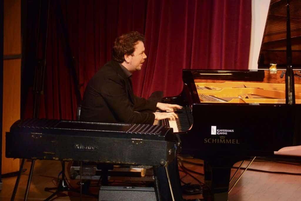Jazzfest Florian Weber @Lutz Voigtlaender Köln (2)