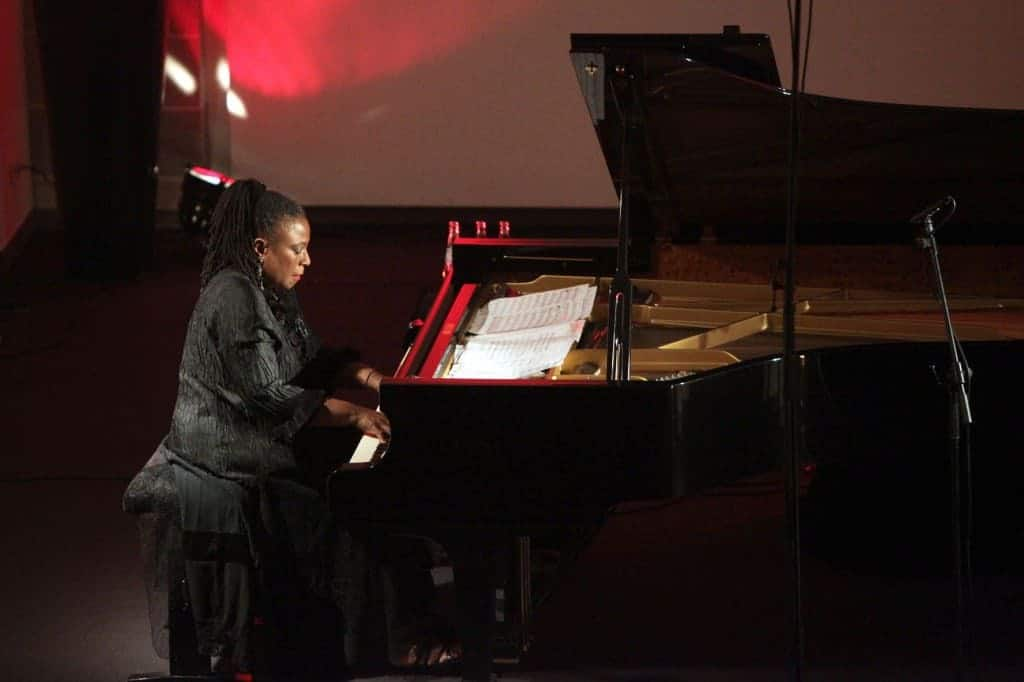 Jazzfest Geri Allen (c) WPR Schnabel Bonn (1)