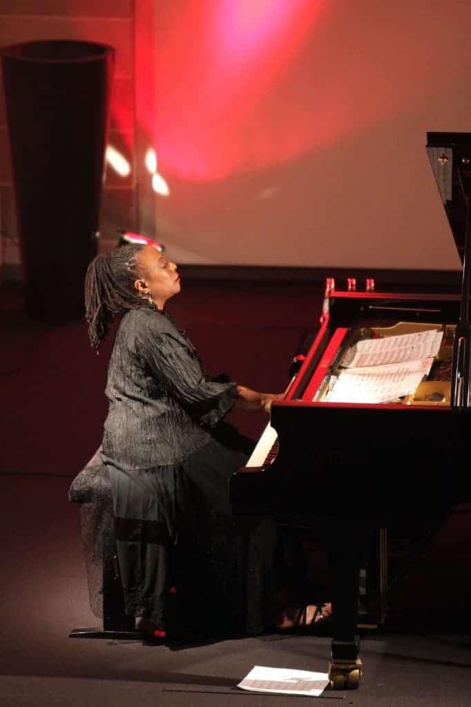 Jazzfest Geri Allen (c) WPR Schnabel Bonn (2)