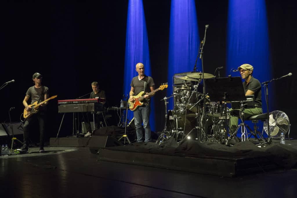 Fotoaufnahmen während des Jazzfest Bonn 2019, hier: Manu Katché / The Scope am 24.05.2019 in der Oper Bonn