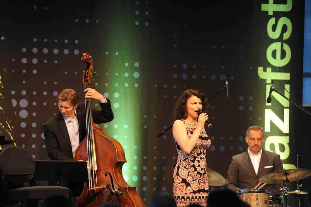 Roberta Gambarini Quartett 1