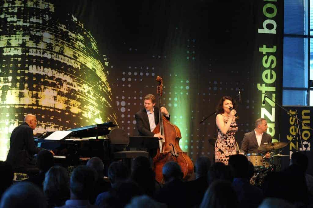 Roberta Gambarini Quartett