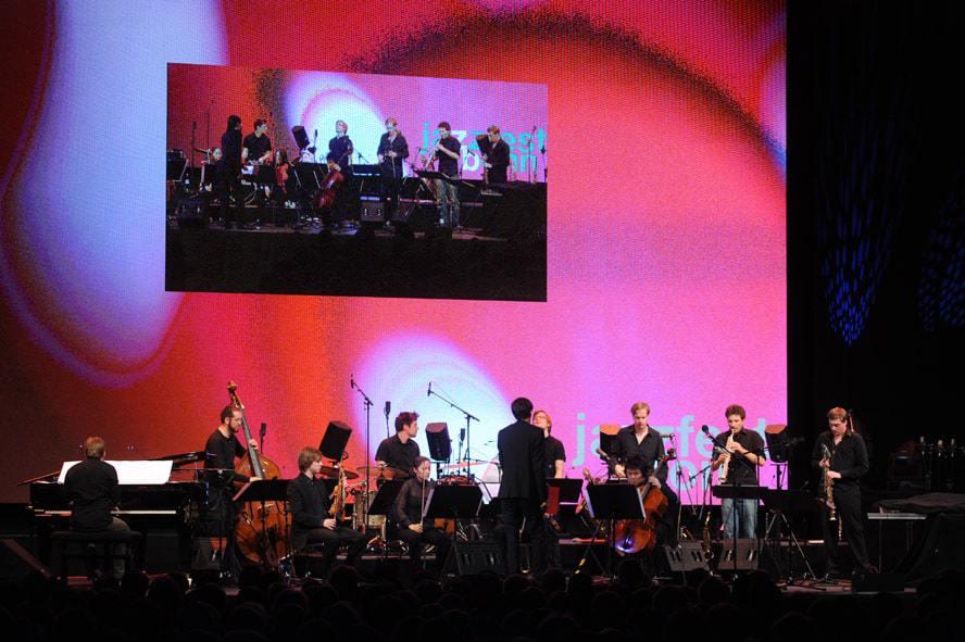 Sternal Symphonic Jazz