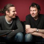 Norbert Scholly und Rainer Böhm