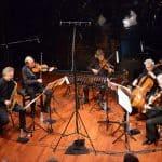 Roger Hanschel & Auryn Quartet