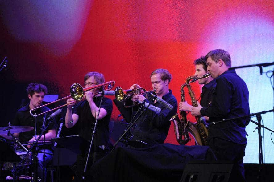 Sebastian Sternal Symphonic Jazz