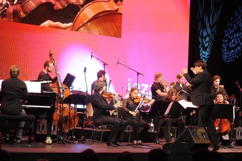 Sternal Symphonic Jazz 1
